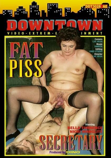 Fat Piss Secretary (1989/DVDRip)