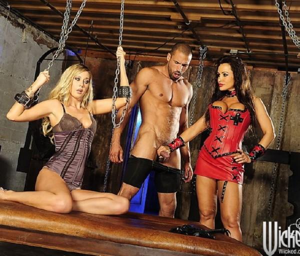 Alysha Rylee, Lisa Ann - Lisa Ann Cant Say No, Scene 5 (WickedPictures/1080p)