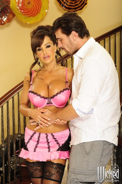 Lisa Ann - Lisa Ann Cant Say No, Scene 3 (WickedPictures/1080p)