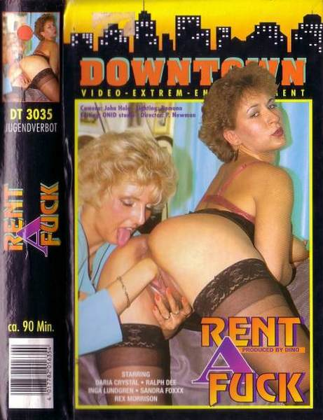 Downtown 35 - Rent a Fuck (1990/VHSRip)