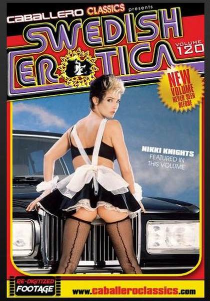 Swedish Erotica 120 - Nikki Knights (1990/DVDRip)