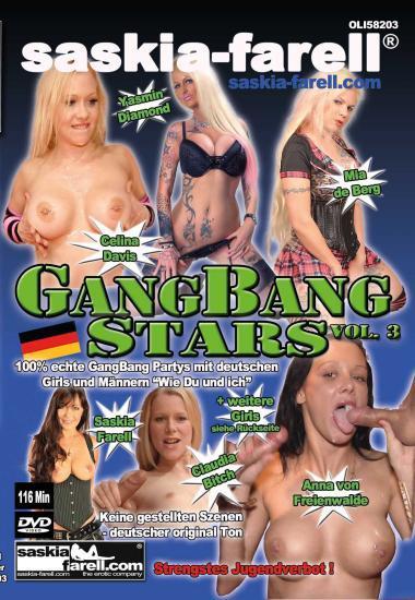 GangBang Stars 3 (Deutsch)
