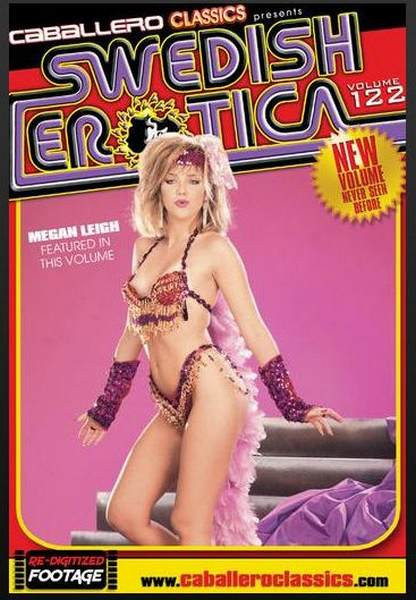 Swedish Erotica 122 - Megan Leigh (1991/DVDRip)