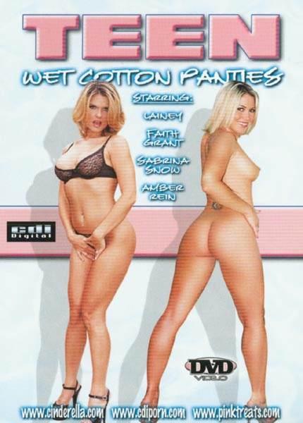 Wet cotton panties pics