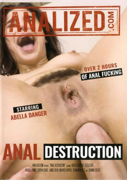 Anal Destruction (2017/WEBRip/SD)
