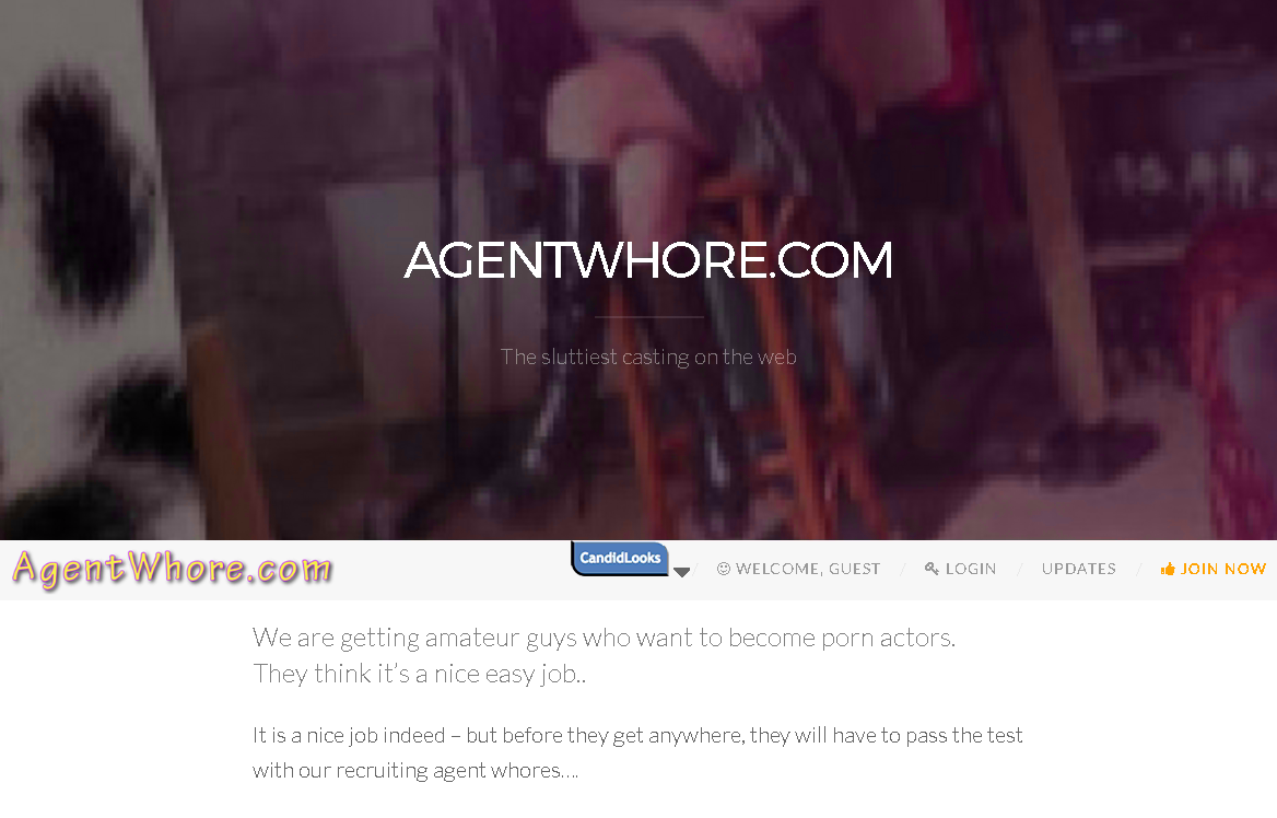 Agentwhore update0108 SiteRip