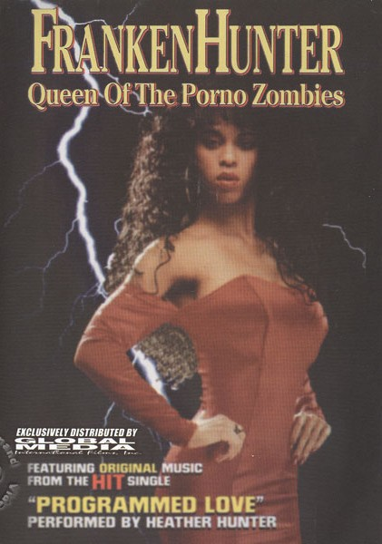 FrankenHunter - Queen Of The Porno Zombies (1993/VHSRip)