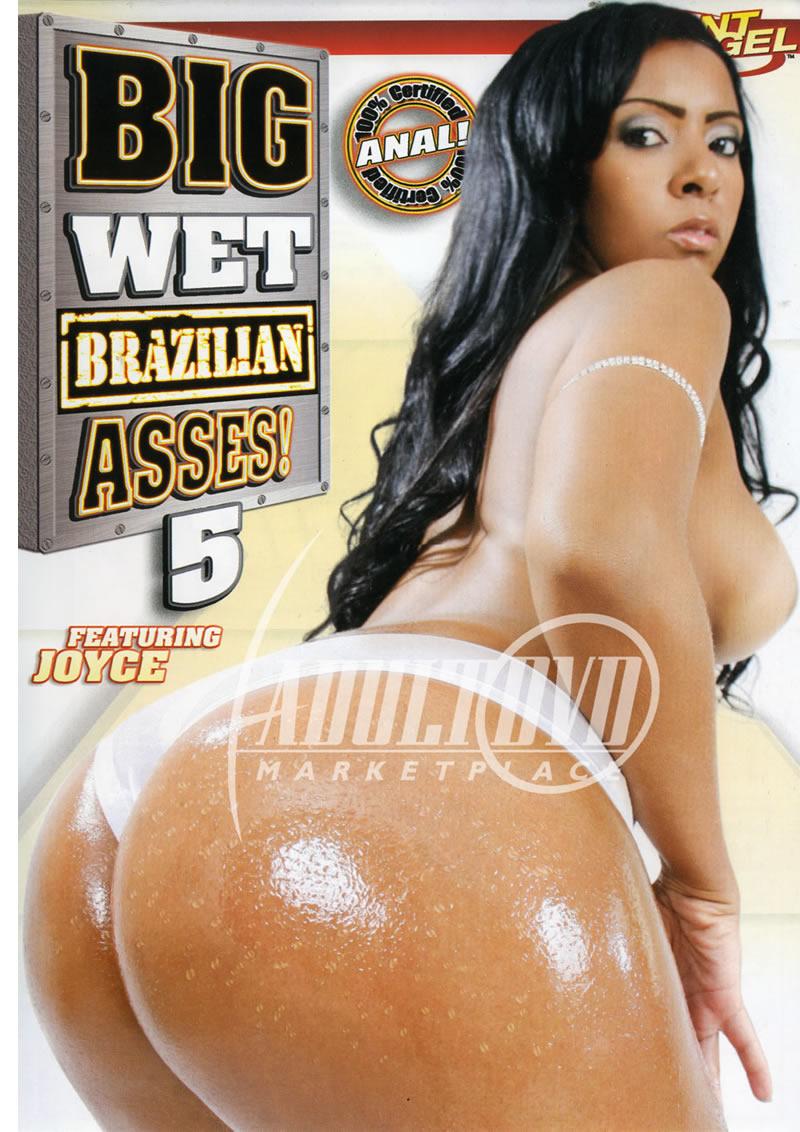 Big Wet Brazilian Asses 5 (ELEGANT ANGEL)