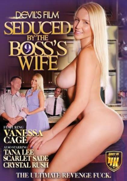 Seduced By The Boss Wife 9 (2017/WEBRip/SD)