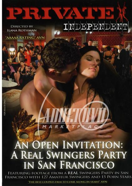 An Open Invitation A Real Swingers Party in San Francisco (2010/DVDRip)