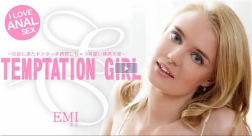 Kin8tengoku 1717 金8天国 1717 金髪天国 TEMPTATION GIRL 可愛い誘惑天使 EMI / エミ