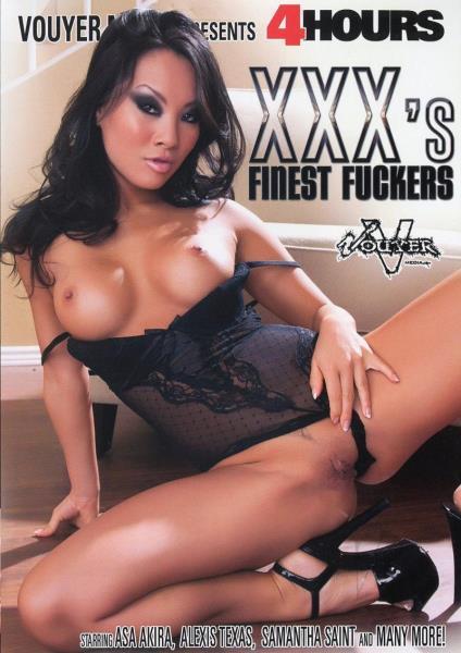 XXXs Finest Fuckers (2017/DVDRip)