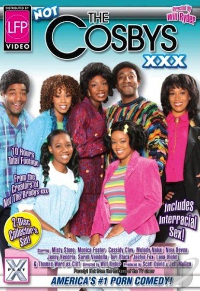 Not the Cosbys XXX #1
