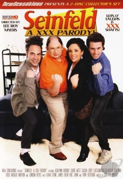 SeinfeldA XXX Parody