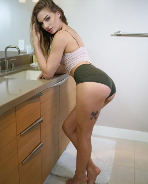 Sydney Cole - Sydney Coles Tattooed Stockings Show Nicely In Her First On-Camera Sex (BangRealTeens/Bang/2017/SD)