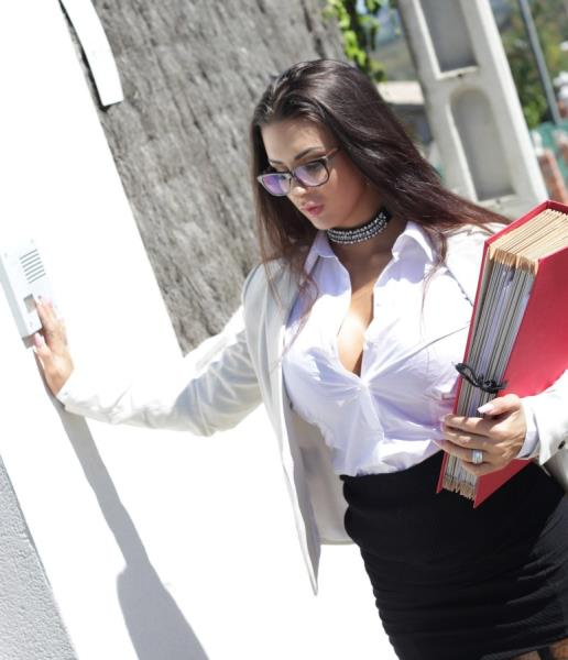 Susy Gala - A Managers Advantage: Fucking The Secretary Under The Sun (HandsonHardcore/DDFNetwork/2017/HD)