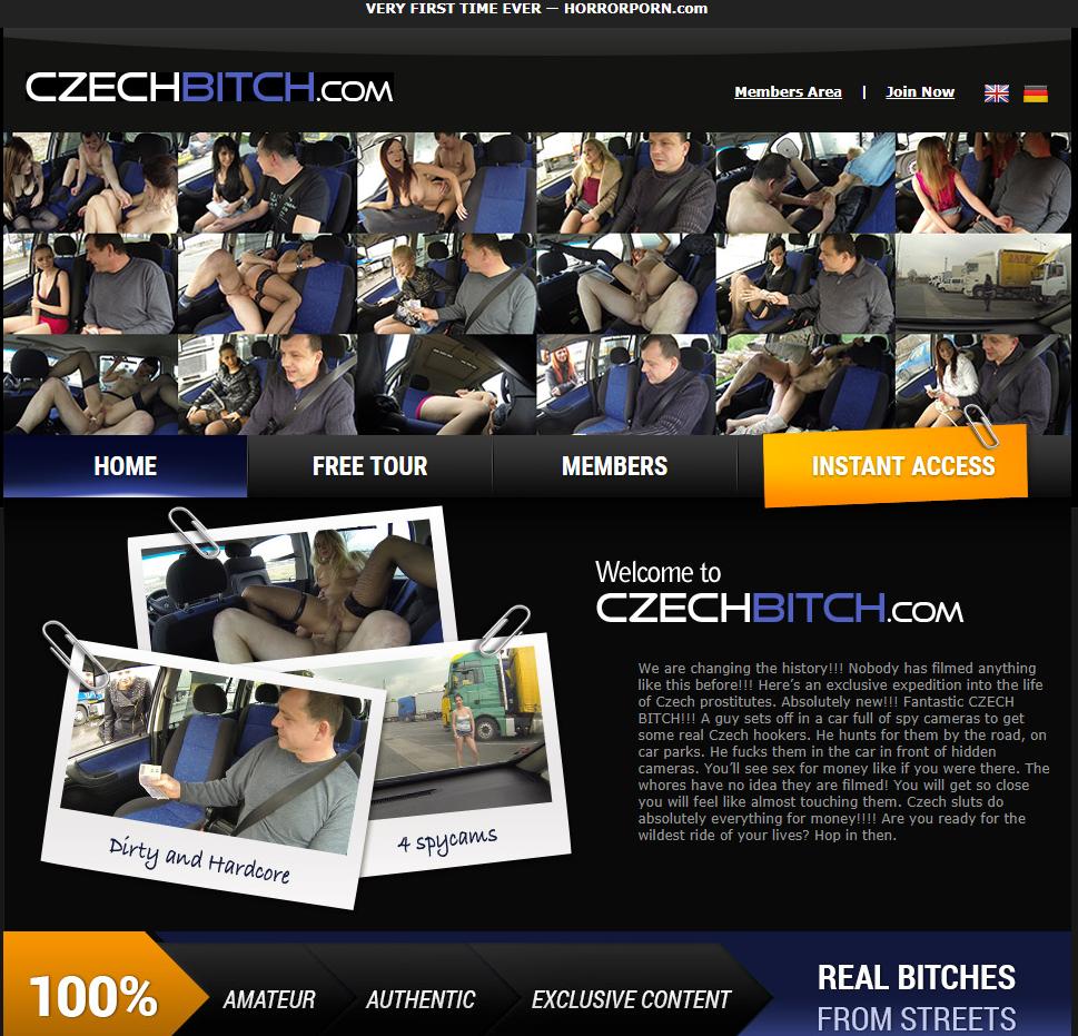CzechBitch.com – SITERIP Videos