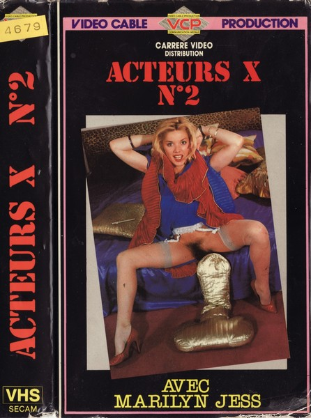 Acteurs X 2 (1986/VHSRip)