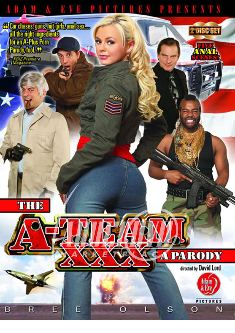The A-Team XXXA Parody
