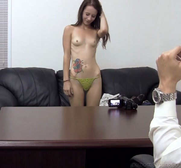 Serena - Backroom Casting Couch (BackroomCastingCouch/HD)
