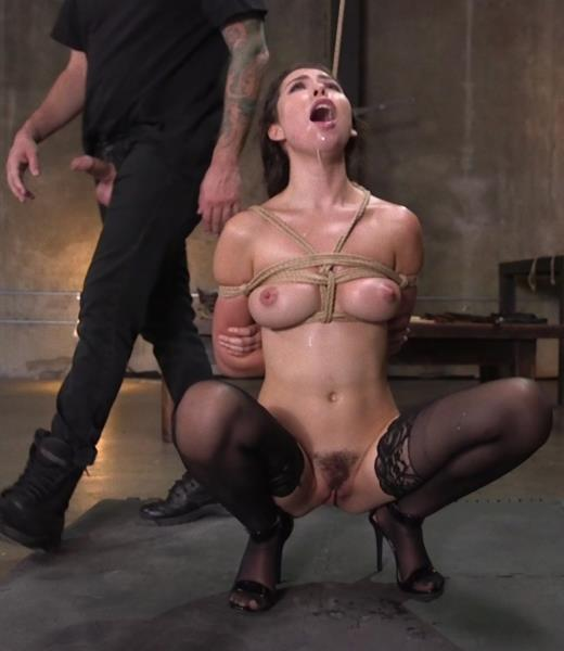 Melissa Moore - Training a Pain Slut: Busty Melissa Moores First Submission (TheTrainingOfO/Kink/2017/HD)
