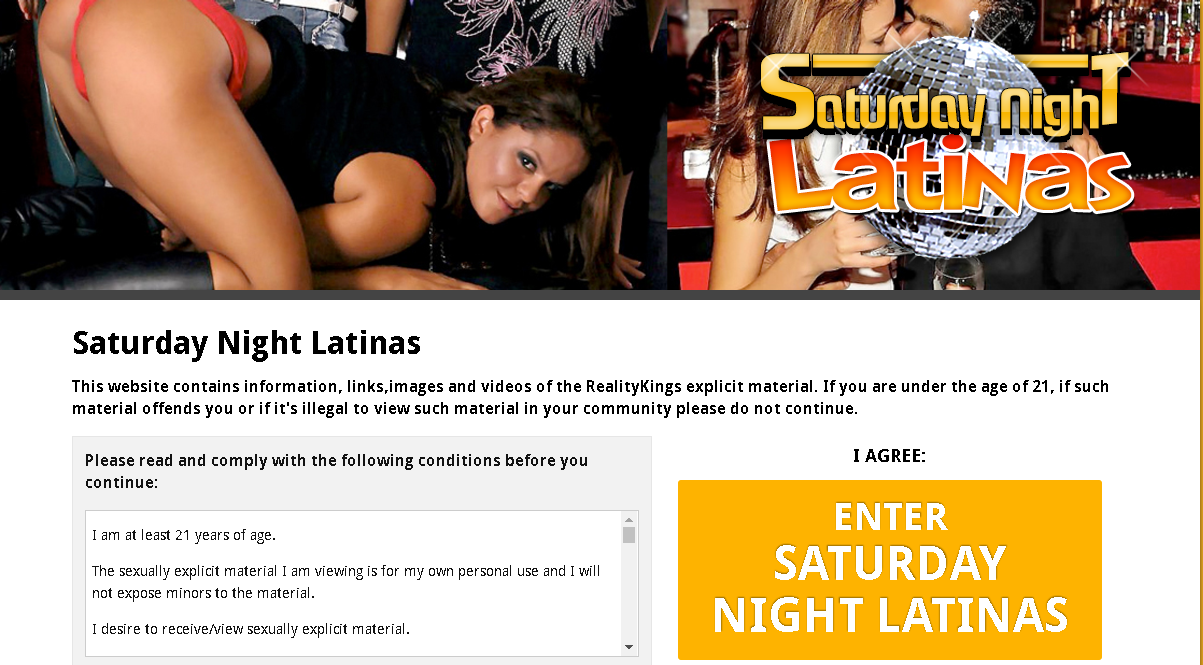 Saturdaynightlatinas SiteRip