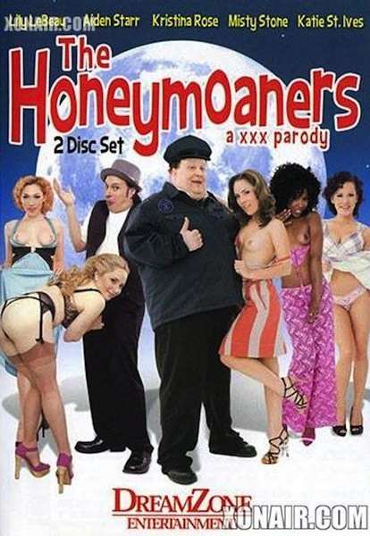 The HoneymoanersA XXX Parody