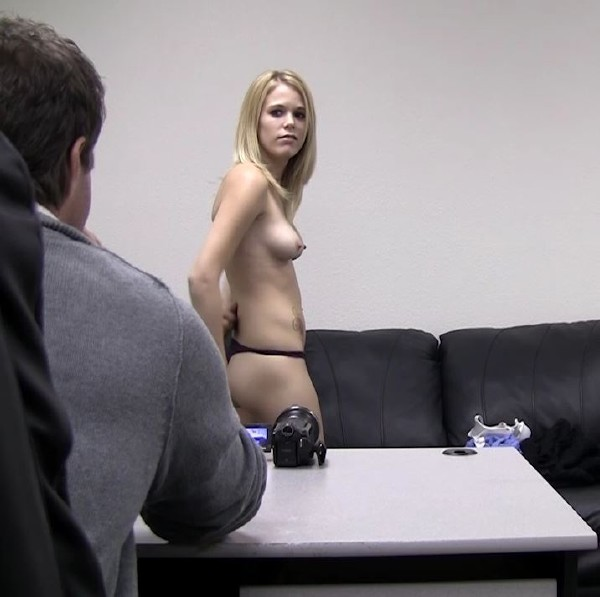 Scarlett - Backroom Casting Couch (BackroomCastingCouch/HD)