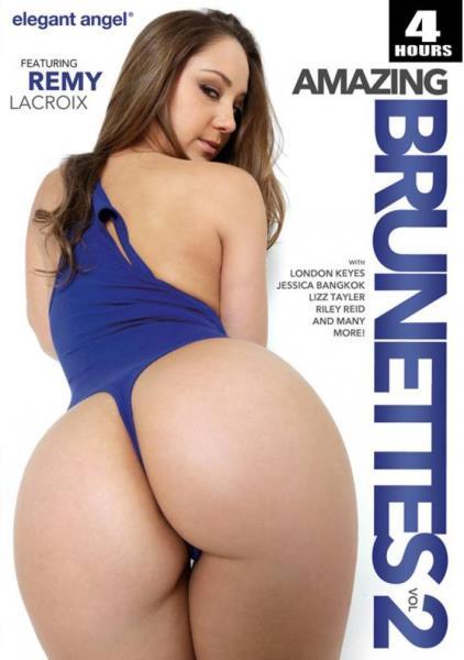 Amazing Brunettes 2 (2017/DVDRip)