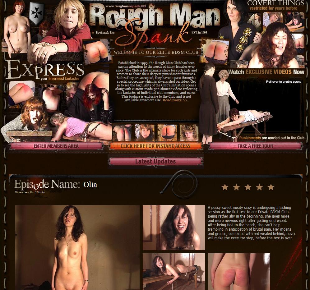 RoughManSpank.net – SITERIP Videos