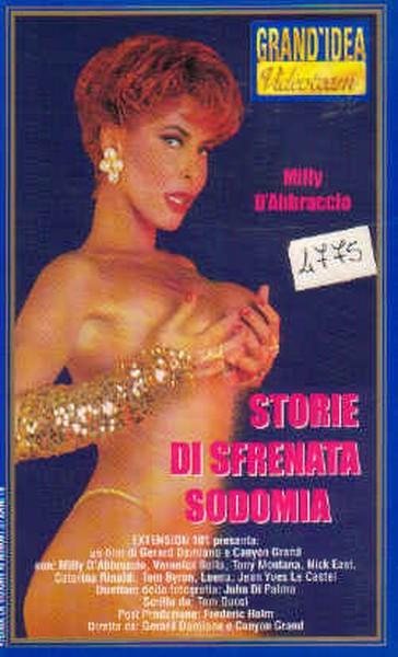 Storie Di Sfrenata Sodomia