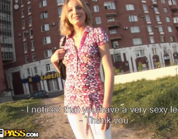 Stefana - Blonde hot teenage vagina and ass fucked (HDSex18/WTFPass/HD)