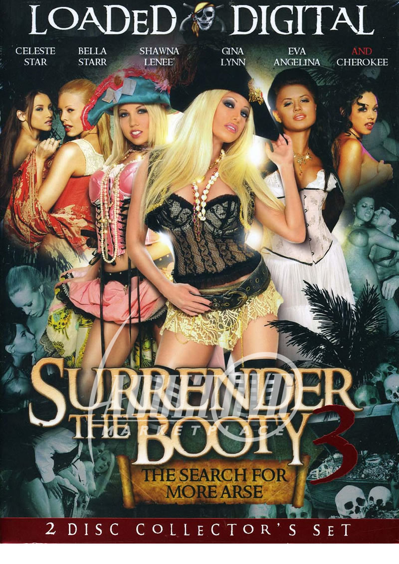 Surrender the Booty No 3 -2008-