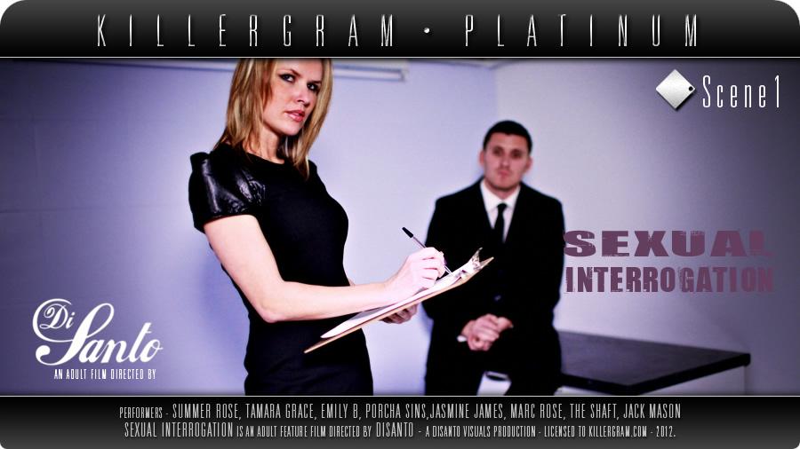 Summer Rose - Sexual Interrogation (DaringSex/KillerGram)