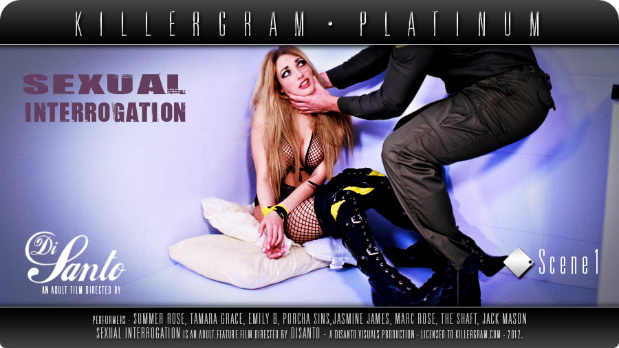 Tamara Grace - Sexual Interrogation Scene 3 (DaringSex/KillerGram)