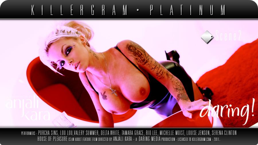 Delta White - House Of Pleasure (KillerGram/DaringSex)