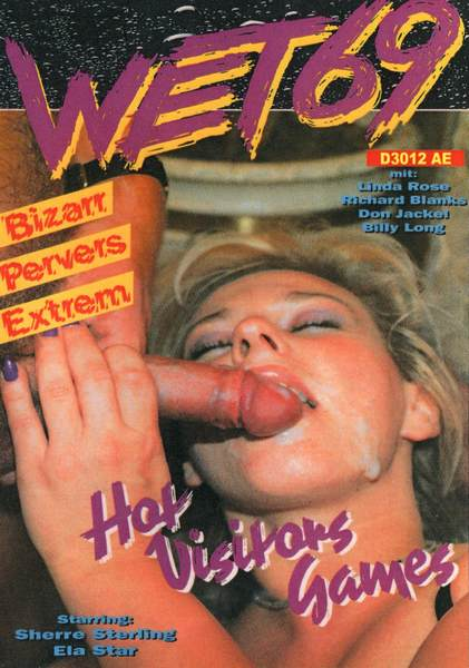 WET69 12 - Hot Visitors Games (1990/DVDRip)