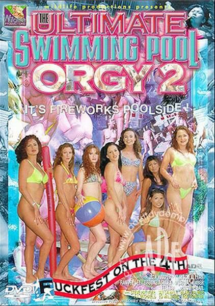 Ultimate Swimming Pool Orgy 2 (1997/VHSRip)