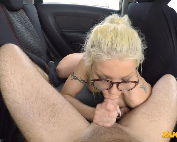 Barbie Sins - Hot sweaty sex with big tits blonde (2017/FakeDrivingSchool/SD)