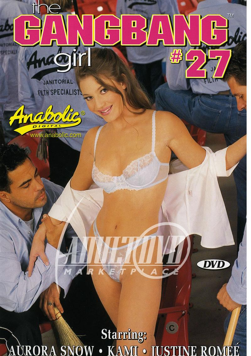 The Gangbang Girl 27