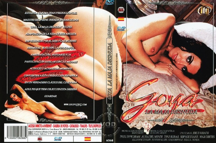 Goya La Maja Desnuda