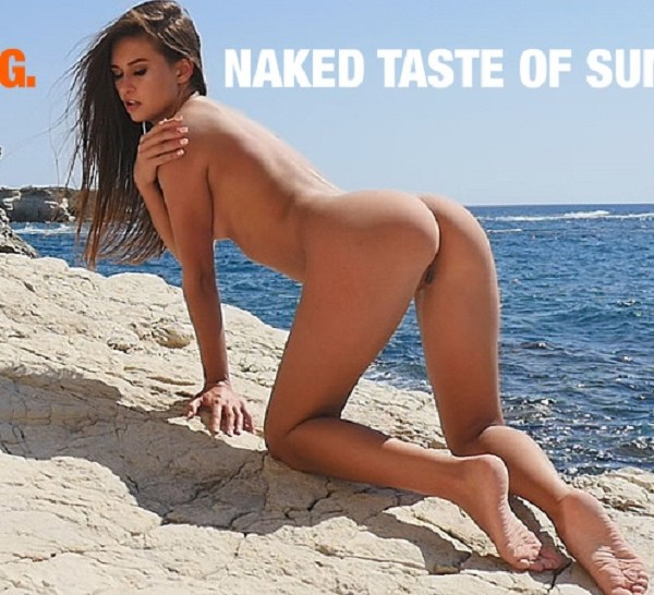 Edessa G. - Naked Taste Of Summer (2017/FemJoy/1080p)