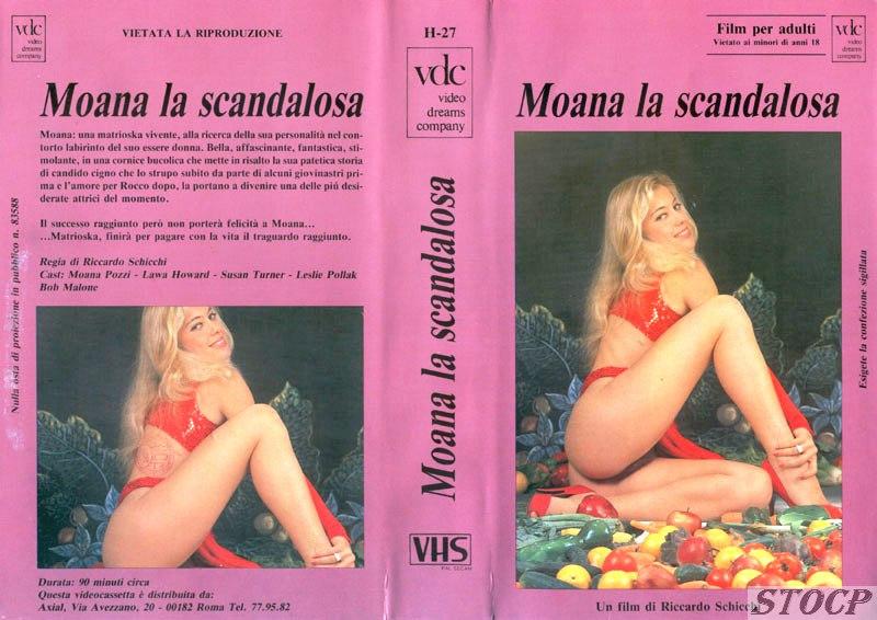 Moana La Scandalosa