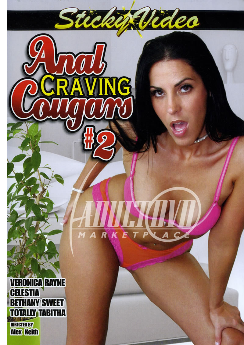 Anal Craving Cougars 2