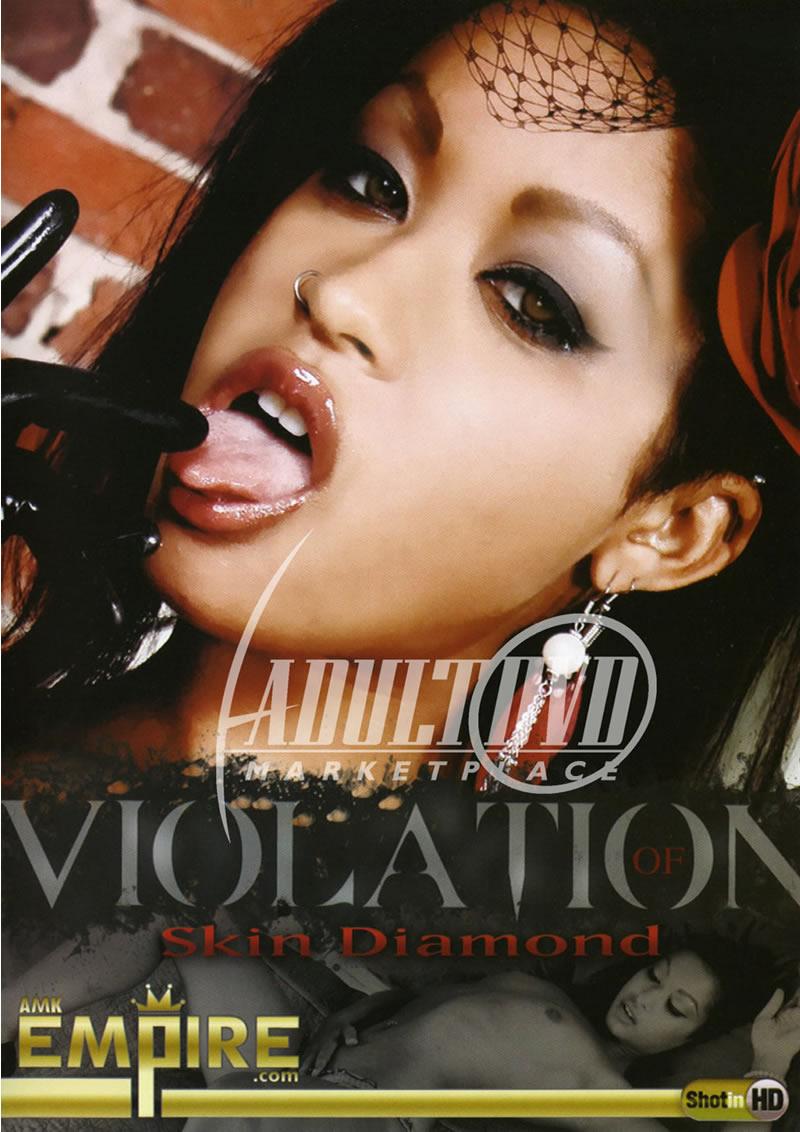 Violation Of Skin Diamond (PORNSTAR EMPIRE)