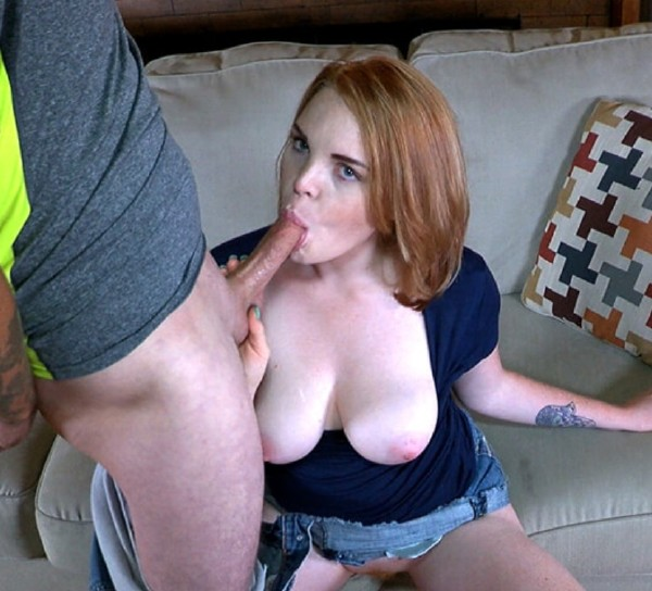 Amateurs - Some Genuine Redhead Pussy (2017/PrivateSociety/SD)