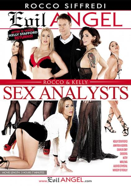 Rocco And Kelly Sex Analysts (2017/WEBRip/SD)