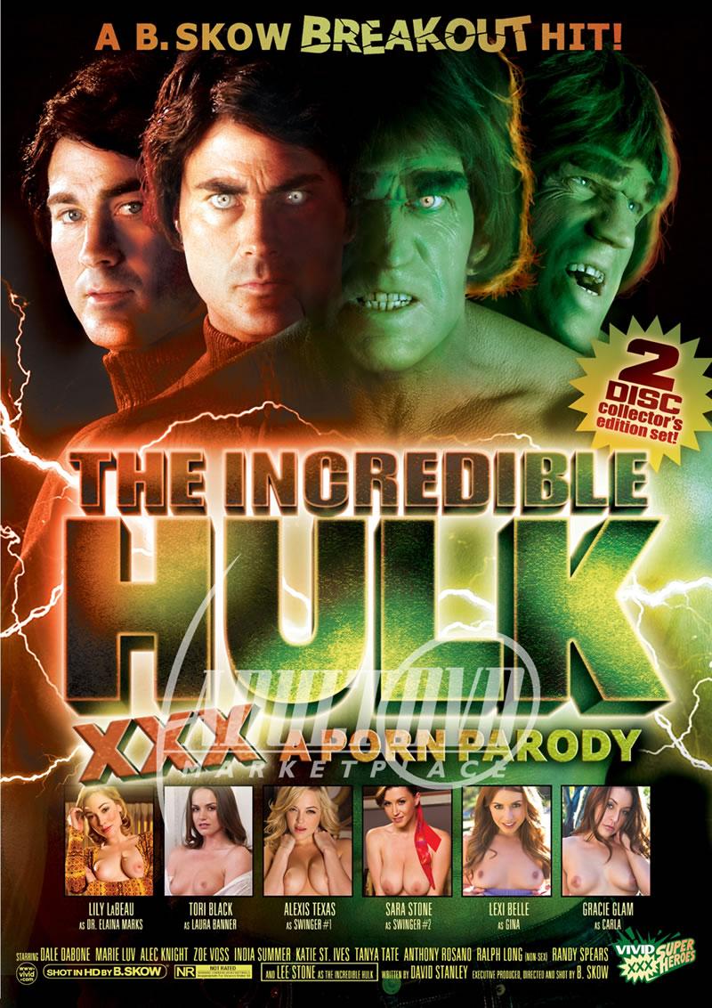 The Incredible Hulk XXXA Porn Parody