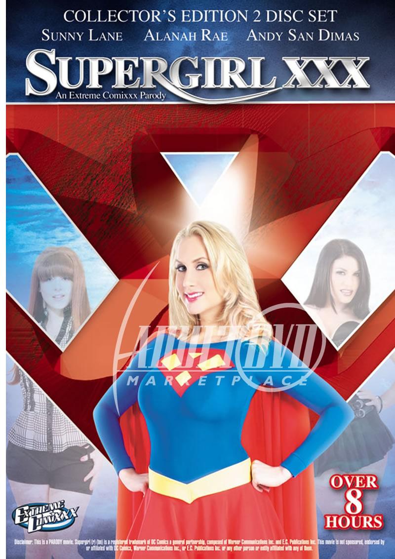 Supergirl XXXAn Extreme Comixxx Parody