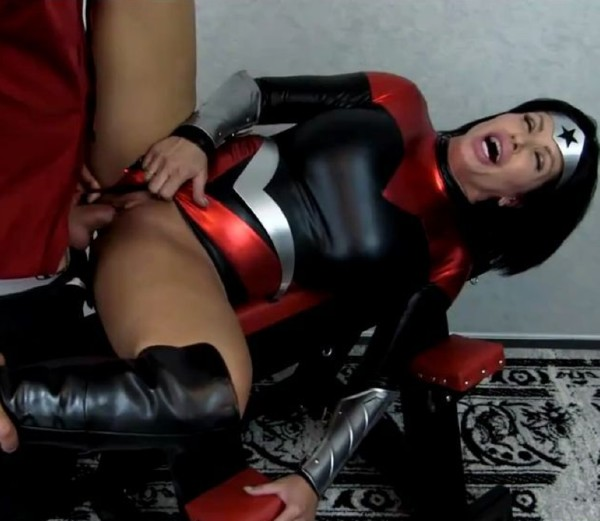 Shay Fox - Primals Darkside Superheroine - Warrior Woman - Captured and Converted by Occulus (2017/PrimalFetish/Clips4Sale/HD)